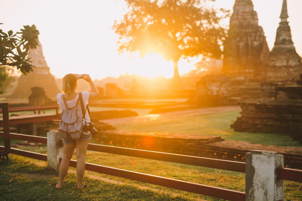 Ayutthaya_sunrise