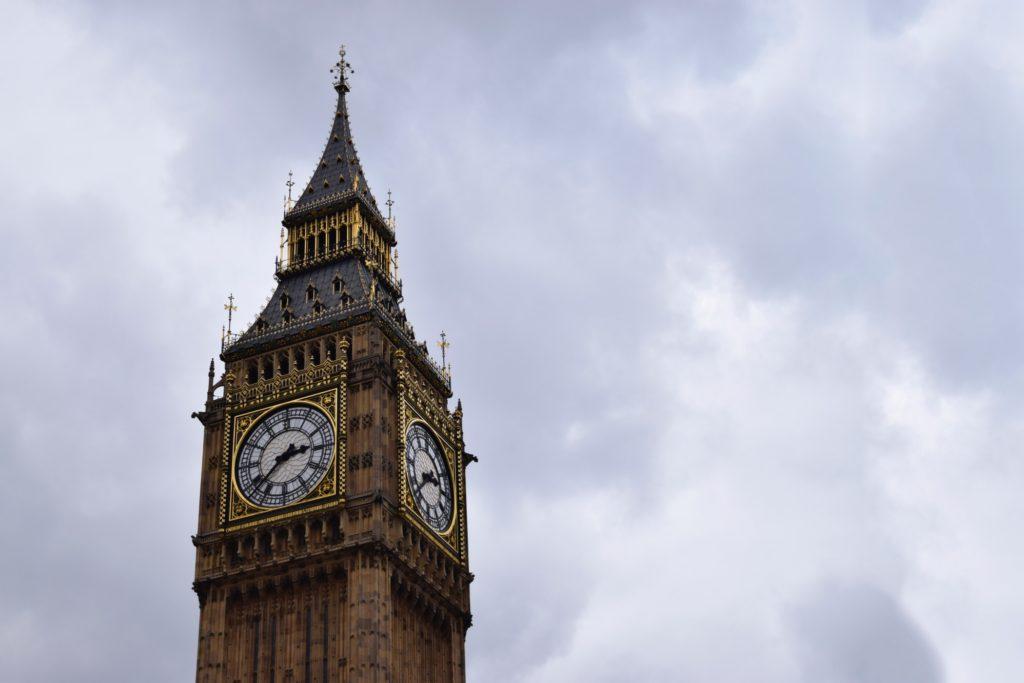 Zvonovi ob Temzi donijo že skoraj 157 let.