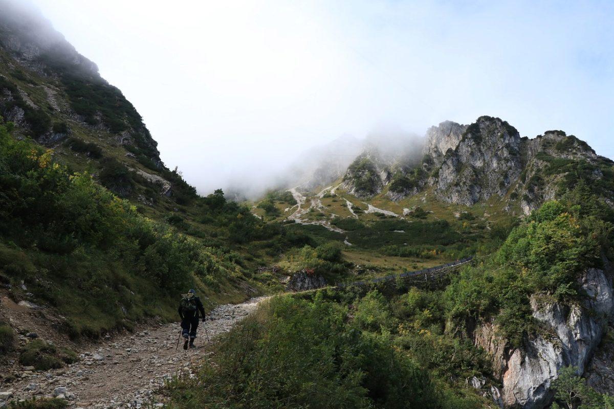 landscape - hiking