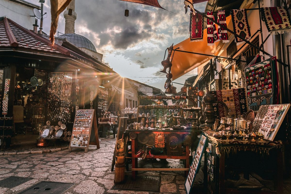 sarajevo - market